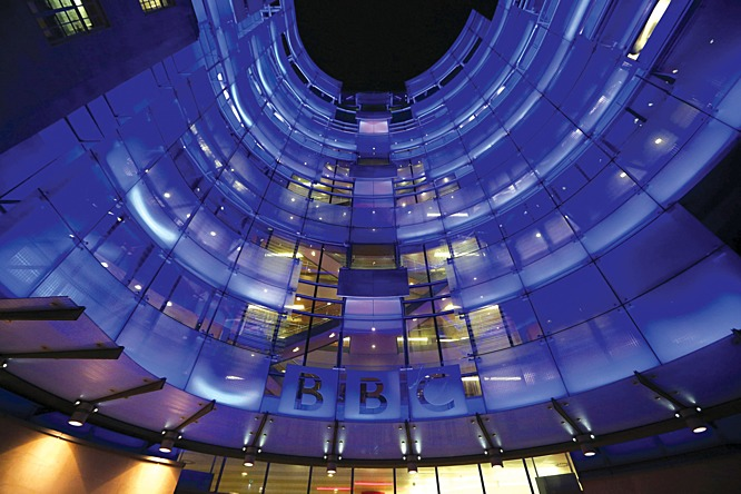 BBC Building 1